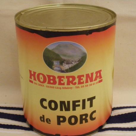 Confit de Porc