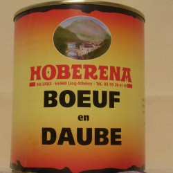 Bœuf en Daube