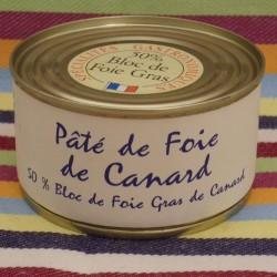 Pâté de Foie de Canard avec 50% de foie gras de canard